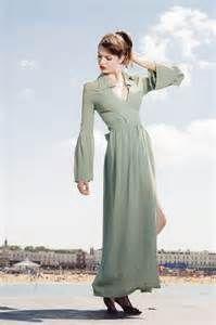 ossie clark dress - Ecosia