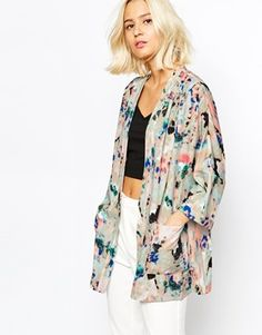 Selected Cathy Kimono in Print