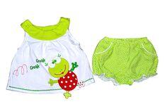 Baby clothing set 2pcs  100% cotton,interlock Web :www.sunvinas.com