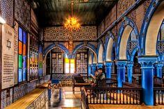 Synagogue de la ghriba - Jerba