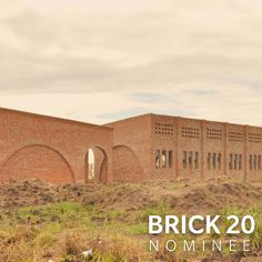 """Brick Award 2020 Nominee Category """"Building Outside the Box""""; Architects: Ingenieure ohne Grenzen e. Family Apartment, Brick Architecture, Star Wars, School Building, Retail Shop, Monument Valley, Taj Mahal, The Outsiders, Zimbabwe"""