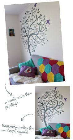 CherryWalls, vinyl wall decals, wall sticker home decor
