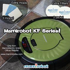 können jetzt Mamirobot KF Modelle auf der Mamirobot Europe Homepage käuflich erwerben. Beim Kauf von Mamirobot KF Modellen erhalten Sie folgende kostenlose Zubehör.  Besuchen Sie jetzt unsere Seite und holen Sie sich die kostenlosen Zubehöre ab. www.mamiroboteu.com #mamiroboteu