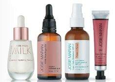 Josie Maran will have QVCs TSV on 8/26/24.  It will be a four piece skincare set called Age Beautifully Argan Hydration .