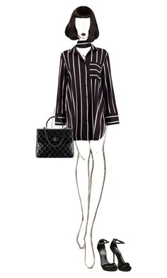 """""""Untitled #244"""" by ladygagafashion ❤ liked on Polyvore featuring Boohoo, Gucci and Chanel"""