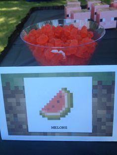 Minecraft Melon