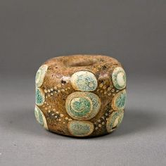 Art Jewelry Elements: Warring States Beads