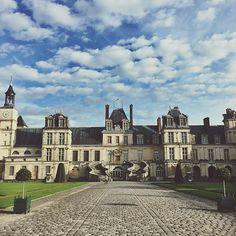 Château de Fontainebleau, Seine-et-Marne   www.omonchateau.com