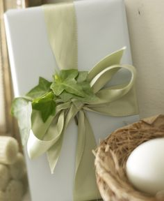 pale wrappings...tricia foley christmas