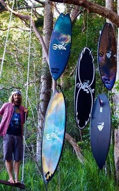 Rasta and his eclectic quiver