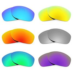 7609094e48 Revant Replacement Lenses for Oakley Pit Bull 6 Pair Combo Pack K027      Check