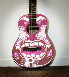 Learn to play ukulele..I'm getting there :)