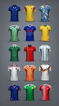 Which Is The Best National Team Football Kit Ever? Soccer Kits, Football Kits, Football Jerseys, Football Uniforms, Classic Football Shirts, Vintage Football Shirts, Team Shirts, Sports Shirts, Fifa