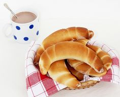 Hot Dog Buns, Pancakes, Bread, Snacks, Breakfast, Food, Morning Coffee, Appetizers, Brot