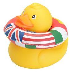 La Chaise Longue Jouet Canard bain bouée Réf 33-1E-025B
