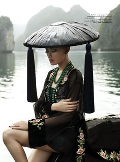 she-loves-fashion: SHE LOVES FASHION: Dara Warganegara by Nicoline Patricia Malina for Harper's Bazaar Indonesia Anniversary issue 2013