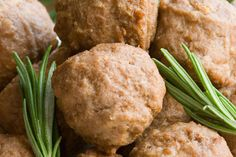 Swedish Meatballs - I used toasted sourdough bread crumbs and added a little smoked paprika to the mix.  Good recipe.  Nice onion gravy.