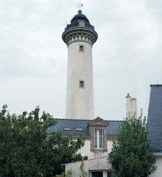 Phare de Riantec, Morbihan, Bretagne