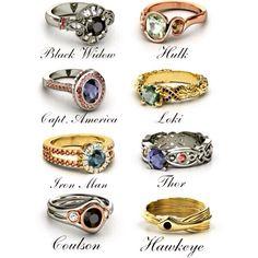 Avengers ring
