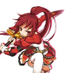 View an image titled 'Elesis Skill Cut-in Art' in our Elsword art gallery featuring official character designs, concept art, and promo pictures. Video Game Characters, Manga Characters, Fantasy Characters, Anime Chibi, Manga Anime, Anime Art, Game Character Design, Character Art, Grand Chase