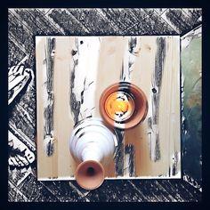 """""""Mi piace"""": 38, commenti: 2 - U N 1 C U M (@un1cumceramica) su Instagram: """"#pottery #clay #ceramics #handmade #candles #square #foot #creativity #art #comics #idea…"""""""
