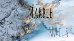 Πως να κάνεις marble nails!!! #marble_nails