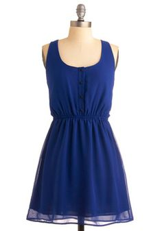This blue is one of my absolutely favorite colors to wear!