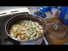 Jedna z mnoha tukožroutských polévek