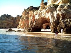 Praia dos Tres Irmaos (Three Brothers) #algarve #portugal #beach