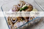 Recipe: Tandoori Spiced Baked Chicken in Yogurt Masala