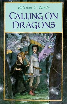 ★★★★☆ | This was my favorite book from the Enchanted Forest Chronicles and it was the first I read. I checked it out from the library when I was young. I love the witch Morwen and all her cats.