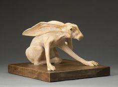 Julia Mulligan, Fine Art Animal Sculptures done in Ceramic, Porcelain, Stoneware.