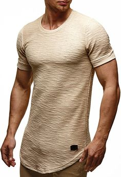 LEIF NELSON Herren oversize T-Shirt Sweatshirt Hoodie Hoody LN6324  Größe  S 0ec74dc7b5e