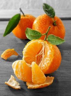 Mandarine: High In Vitamin K Which Is An Anti-Cloting Factor