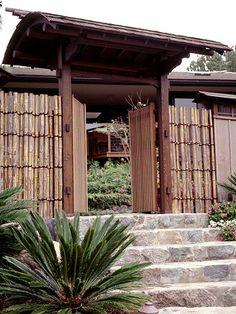 Simple Japanese Garden Design small japanese garden design ideas with stone walkway | walkways