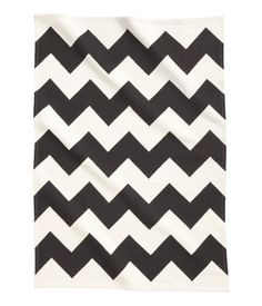 H&M Cotton Rug $29.95 Perfect for the girls' bathroom!