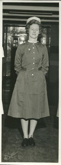 https://flic.kr/p/tuj9od | Unidentified Sister Aberdeen | Part of a series which appear to show new uniform designs
