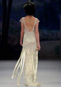 'TOULOUSE' by Claire Pettibone #bridal #weddinggown