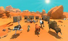 Koukoin edellinen peli oli Crashing Seasons, jossa pelaaja ohjastaa erilaisia eläimiä.