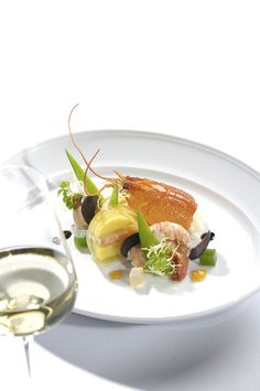 Lobster-Trio im Hotel Steinerwirt in Österreich