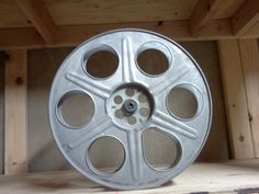 Hollywood 35mm Film Reel Movie theater prop cine theater movie night. $20.00, via Etsy.