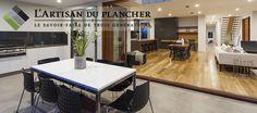 Planchers Huilés Vs Plancher Vernis, L'Artisan du Plancher Montréal au 514 232 3465 pour la remise à neuf et sablage de vos planchers et escaliers.
