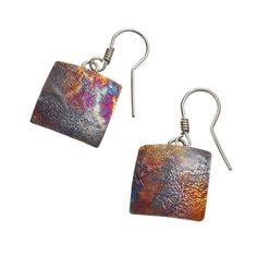 #silver #earrings kolczyki ze srebra oksydowanego www.veluci.eu