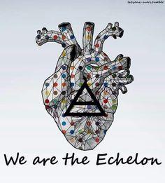 Mars echelon heart