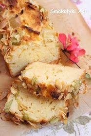 Smakołyki Asi: Ciasto jogurtowe z rabarbarem Cauliflower, Food Ideas, Cakes, Meat, Chicken, Vegetables, Cake Makers, Cauliflowers, Kuchen