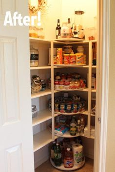 Before & After: A Pantry With A Twist