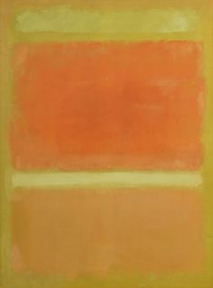 "Property from the Collection of Rachel ""Bunny"" Lambert Mellon (1910-2014) - Mark Rothko's Untitled (Yellow, Orange, Yellow, Light Orange) from 1955, which captures the ephemeral magic of daybreak estimate $20/30 million). The work belongs to the most pivotal moment in the artist's career – he painted only 22 works in this pinnacle year, thirteen of which reside in prestigious museum collections. The work has remained in the Mellons' collection for more than 40 years"