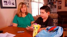 School Won't Let Bullied Boy Bring 'My Little Pony' Bag to Class - ABC 8NEWS - WRIC | Richmond, Virginia News & Weather>>ffucking do better North Carolina. Teach your shitty kids not to bully instead of trying to change people so they wont get bullied.
