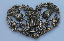Ancienne boucle de ceinture Jeanne d arc
