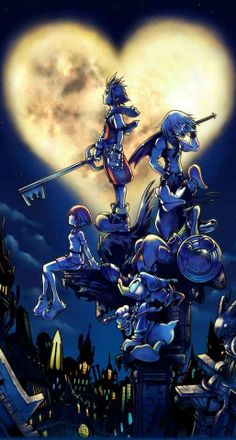 Kingdom Hearts                                                       …